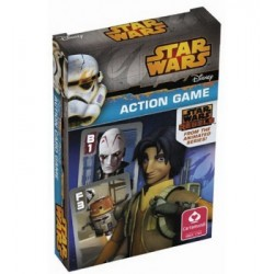 Star Wars: Action Game kártya