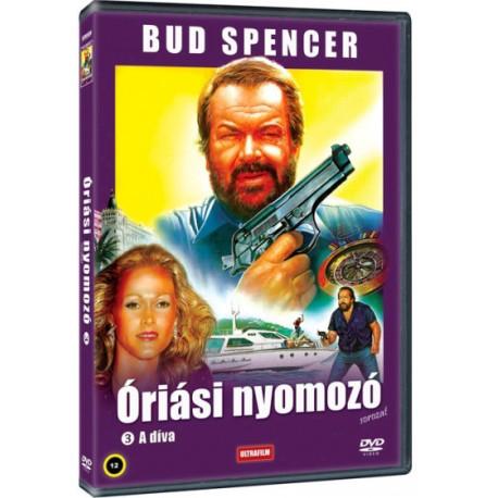 DVD Óriási nyomozó 3. A díva