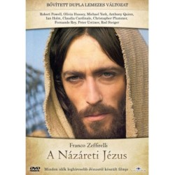 DVD A Názáreti Jézus I-II. (Bővített Duplalemezes változat)