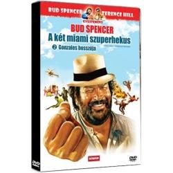 DVD A két miami szuperhekus 2: Gonzales bosszúja