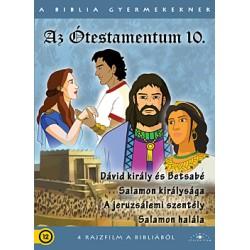 DVD Az Ótestamentum 10.