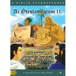 DVD Az Ótestamentum 11.