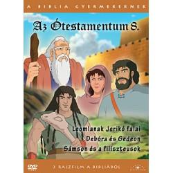 DVD Az Ótestamentum 8.