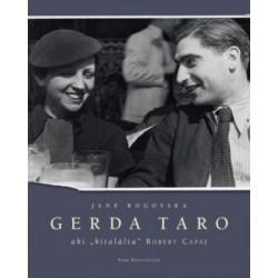"Gerda Taro, aki ""kitalálta"" Robert Capát"