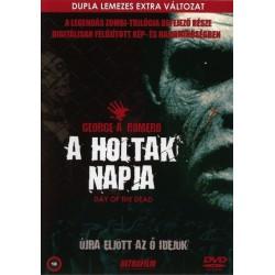 DVD A Holtak napja (dupla lemezes extra változat)