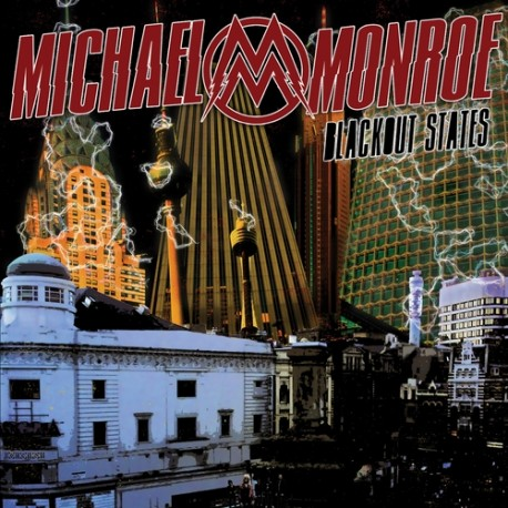 CD Michael Monroe: Blackout States