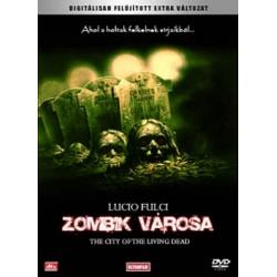 DVD Zombik városa (digitálisan felújított extra változat)