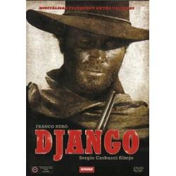 DVD Django (digitálisan felújított extra változat)