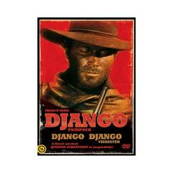 DVD Django twinpack (Django, Django visszatér)
