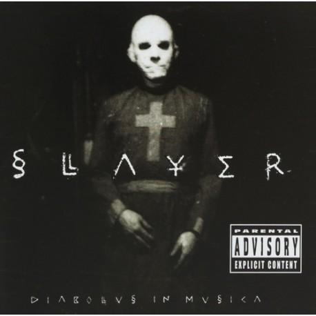 CD Slayer: Diabolous In Musica