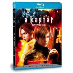 Blu-ray A kaptár: Bioterror