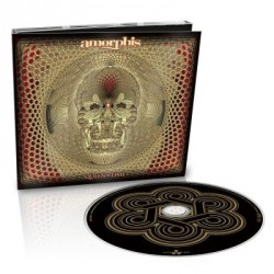 CD Amorphis: Queen of Time (Digipak +2 Bonus)