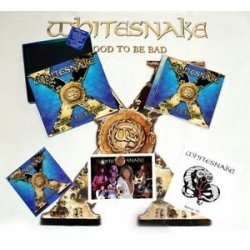 CD Whitesnake: Good To Be Bad (Limited 2CD Box Edition)