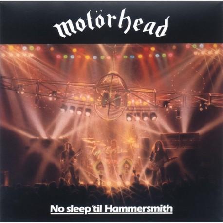 CD Motörhead: No Sleep Til Hammersmith (2CD Deluxe Digipak)