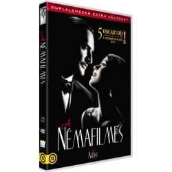 DVD A némafilmes (duplalemezes extra változat)