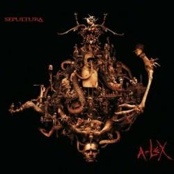 CD Sepultura: A-Lex (Limited Digipak)