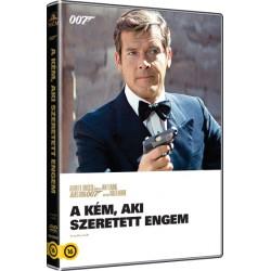 DVD A kém, aki szeretett engem