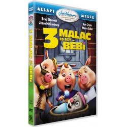 DVD 3 malac és egy bébi