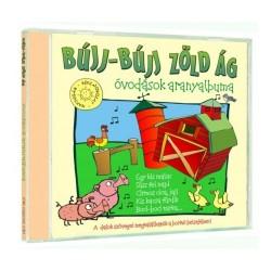 CD Bújj-bújj zöld ág