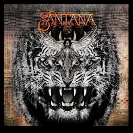 CD Santana: Santana IV