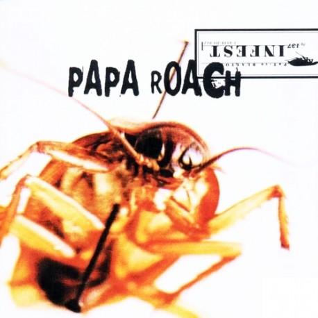 CD Papa Roach: Infest