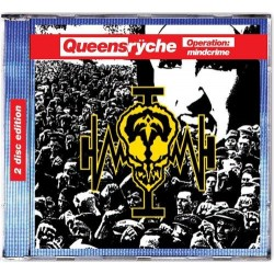 CD Queensryche: Operation: Mindcrime (2 disc edition)