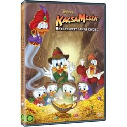 DVD Kacsamesék - Az elveszett lámpa kincse