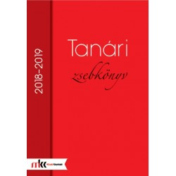 Tanári zsebkönyv 2018-2019