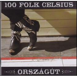 CD 100 Folk Celsius: Országút