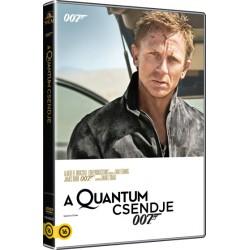 DVD A Quantum csendje