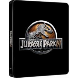 Blu-ray Jurassic Park III limitált, fémdobozos változat
