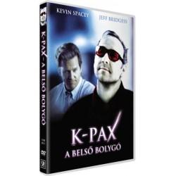DVD K-Pax - A belső bolygó