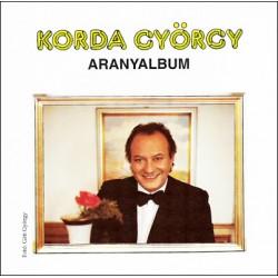CD Korda György: Aranyalbum