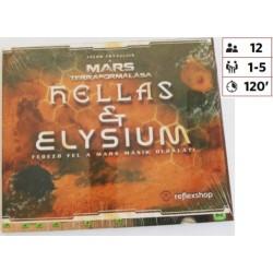 A Mars Terraformálása - Hellas & Elysium