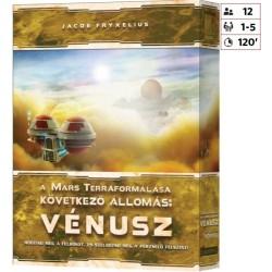 A Mars Terraformálása - Következő állomás: Vénusz