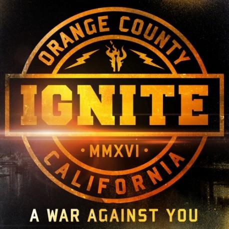 LP Ignite: A War Against You (+CD)