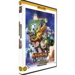 DVD Ratchet & Clank - A galaxis védelmezői