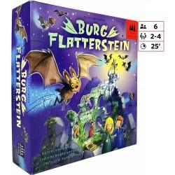 Flatterstein vára - Burg Flatterstein