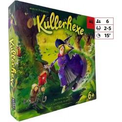 Banyakanyar - Kullerhexe
