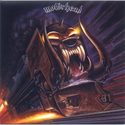 CD Motörhead: Orgasmatron