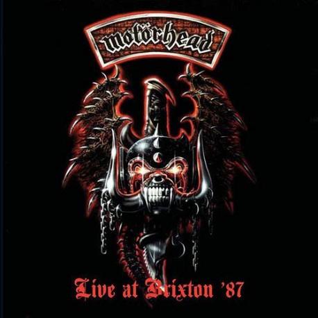CD Motörhead: Live at Brixton 87