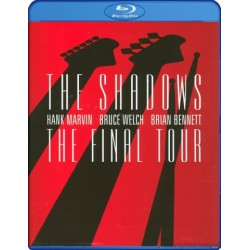 Blu-ray The Shadows: The Final Tour