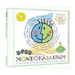 CD Nagy mondókásalbum