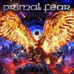 CD Primal Fear: Apocalypse (Limited CD+DVD Edition Digipak)