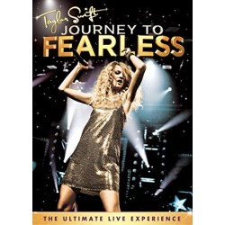 DVD Taylor Swift: Journey To Fearless