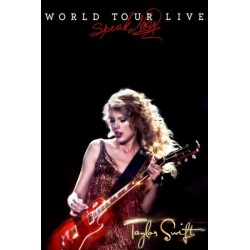 DVD Taylor Swift: Speak Now - World Tour Live