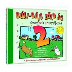 CD Bújj-bújj zöld ág 2.