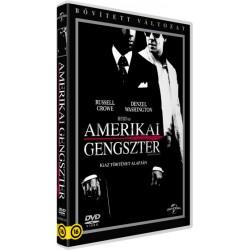 DVD Amerikai gengszter (bővített változat)