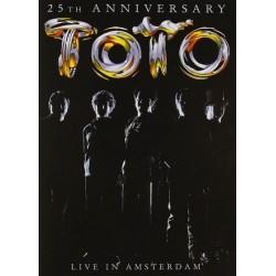 Blu-ray Toto: Live In Amsterdam - 25th Anniversary