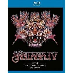 Blu-ray Santana: Santana IV - Live At The House Of Blues, Las Vegas